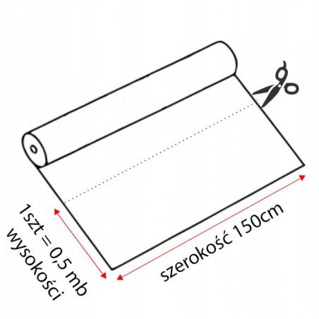 Rolada z ręczników wzór 2