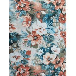Tkanina kwiaty SP-1-oxf
