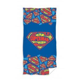 Ręcznik licencyjny SUPERMAN 70x140