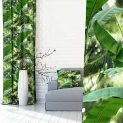 Zasłony Liście 3D Tropikalne 140x250 cm 390334_101