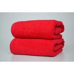 Ręcznik Kąpielowy czerwony...