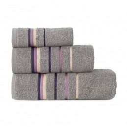 MARS Ręcznik, 70x140cm, kolor 292 szary MARS00/RB0/292/070140/1