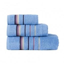 MARS Ręcznik z zawieszką, 30x50cm, kolor 457 niebieski MARS00/RB0/457/030050/1