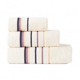 MARS Ręcznik z zawieszką, 30x50cm, kolor 235 kremowy MARS00/RB0/235/030050/1