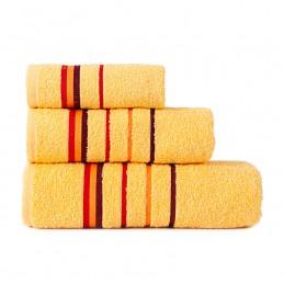 MARS Ręcznik z zawieszką, 30x50cm, kolor 029 żółty MARS00/RB0/029/030050/1