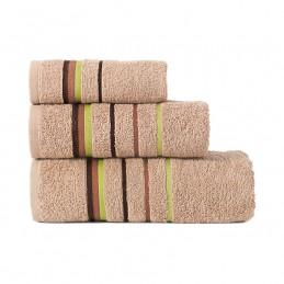 MARS Ręcznik z zawieszką, 30x50cm, kolor 315 beżowy MARS00/RB0/315/030050/1