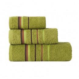 MARS Ręcznik z zawieszką, 30x50cm, kolor 996 zielony MARS00/RB0/996/030050/1