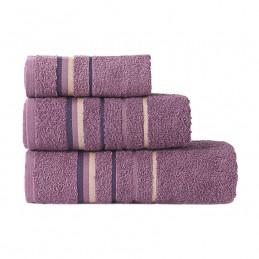MARS Ręcznik z zawieszką, 30x50cm, kolor 296 fioletowy MARS00/RB0/296/030050/1