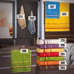 MARS Ręcznik z zawieszką, 30x50cm, kolor 509 rudy MARS00/RB0/509/030050/1