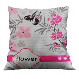Poszewka dekoracyjna flower...